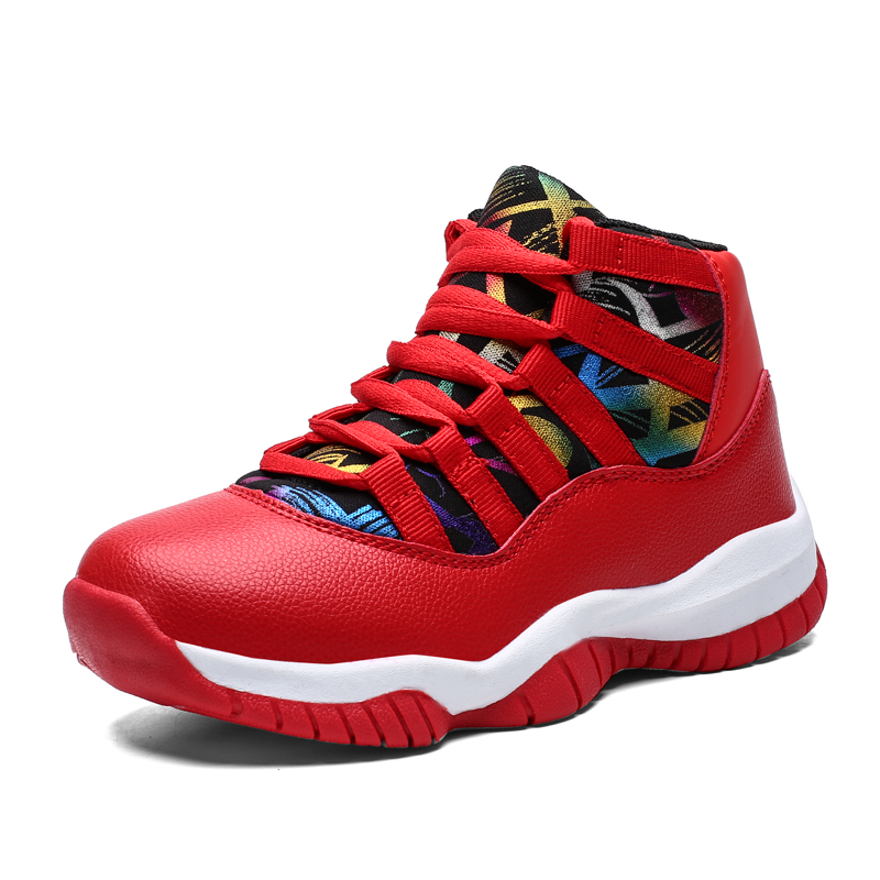 New Autumn and Winter Kid Sneakers Boy
