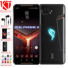 "Global ROM ASUS ROG Telefoon 2 mobiele telefoon 6.59 ""8G 128G Snapdragon 855 Plus 2.96Ghz 48MP android 9 6000mAh NFC gaming telefoon(China)"