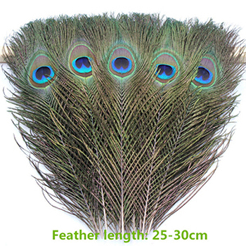 Wedding Party Decor 10 Pack 25-35cm Ostrich Feathers Plume Craft Centerpiece
