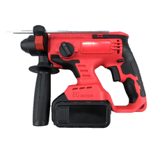 20v  cordless hammer drill KU390 20V tool rotary Electric Hammer Brushless Cordless Lithium-Ion Drill Per