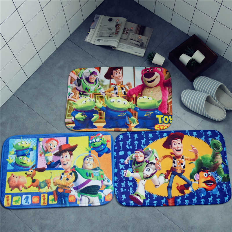Toy Story Mat Buzz Lightyear Woody