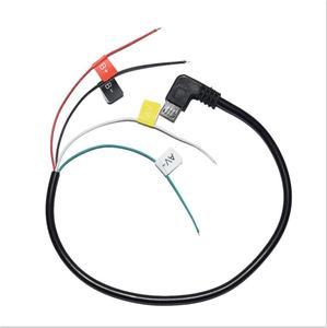 Image 4 - FPV AV Output Cable Cord for SJCAM SJ4000 SJ5000 SJ6000 DVR HD Sport Action Camera FPV Video Audio Transmitter AV Cable
