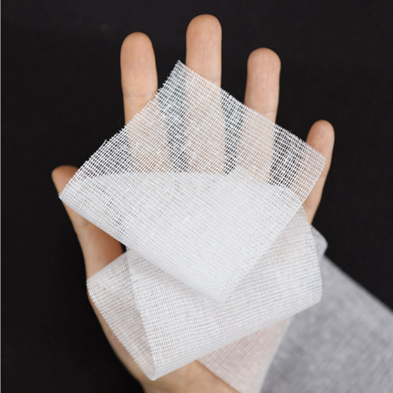 10 Rolls/lot 8cm * 600cm Baumwolle Bandage Erste Hilfe Kit Gaze Rolle Wunde Dressing Medizinische Pflege notfall Pflege Verband