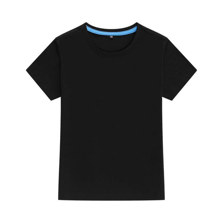 Summer Baby Cotton T Shirts Unisex Short Sleeve Kids Clothing Tops Casual Simple Solid toddler Clothes For Children Costume in T Shirts from Mother Kids