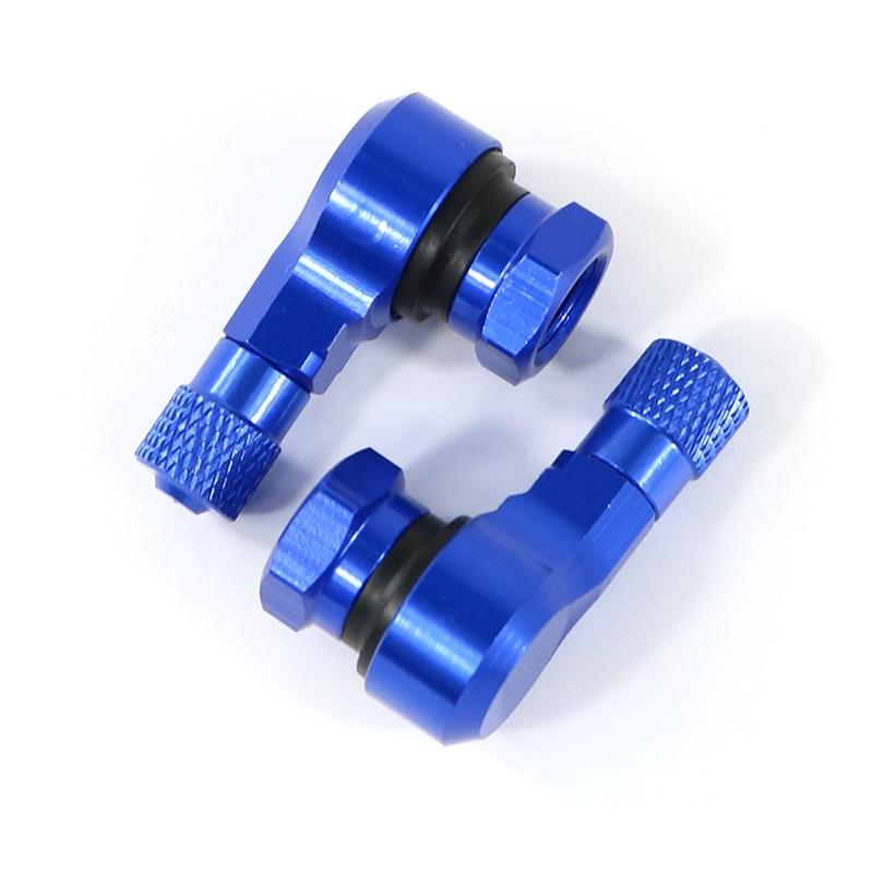 Для BMW S1000RR S1000R S1000XR HP4 R1200RS G310R мотоцикл 2 шт. алюминиевые шины клапан Стебли бескамерные клапаны 11,3 мм