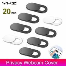 YKZ мобильный телефон наклейка для конфиденциальности, крышка веб-камеры, затвор, магнитный слайдер, пластиковый чехол для iPhone, ноутбука, ПК, ...