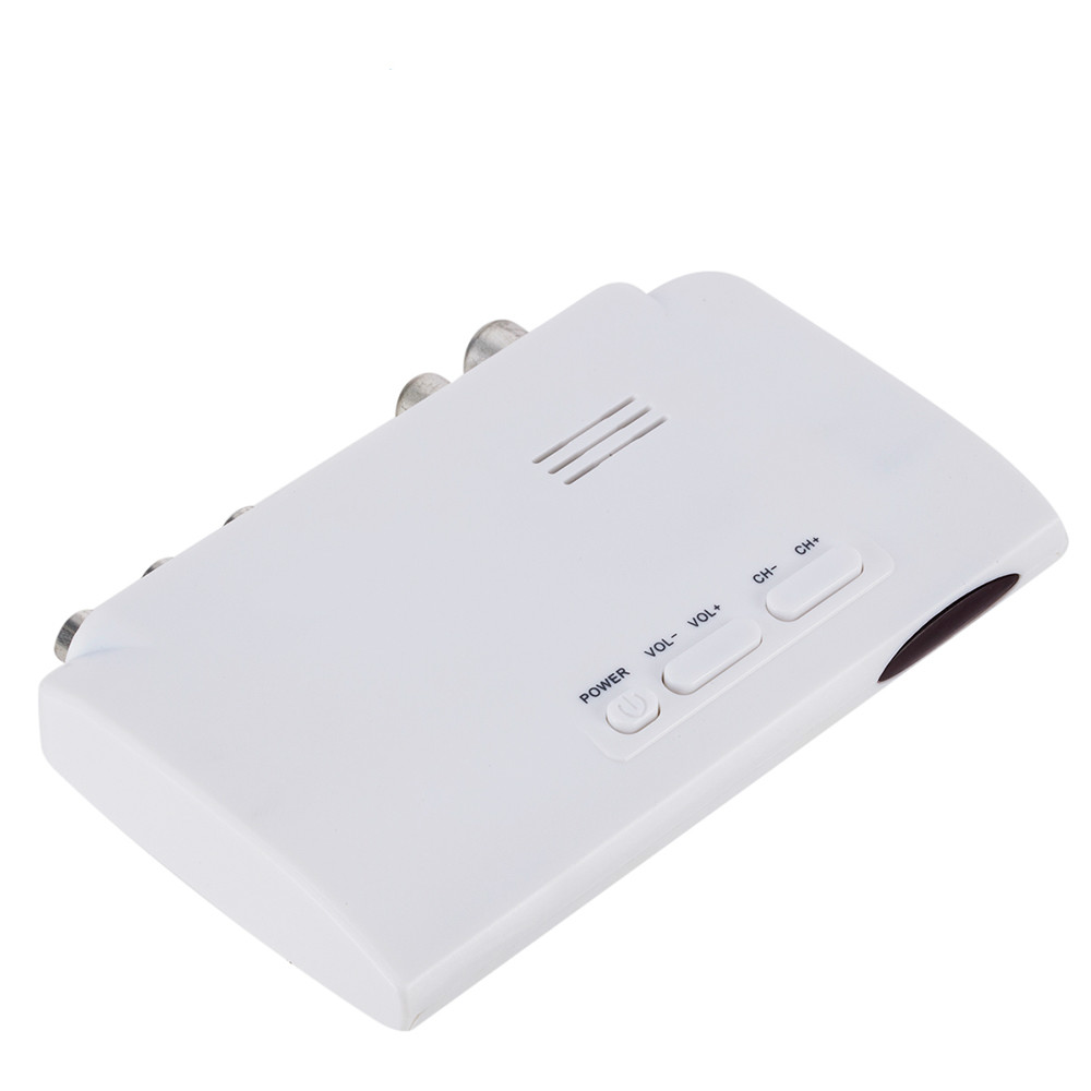 Digital TV ISDB-T ISDB-C Receptor TV Tuner Receiver TDT Set Top Box H.264 HDTV Decoder