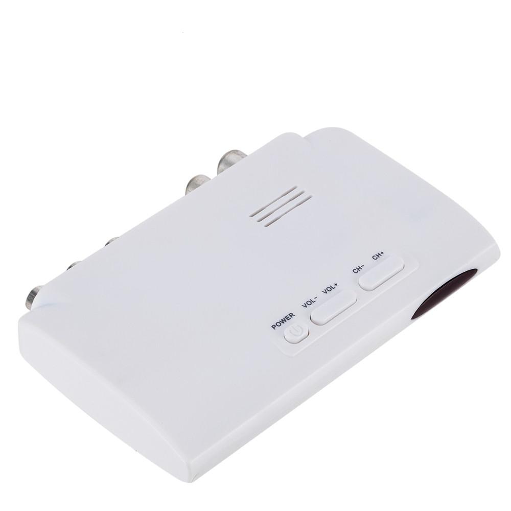 Digital TV ISDB-T