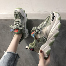 2020 Spring New Arrival Fashion Women Shoes Platform Casual