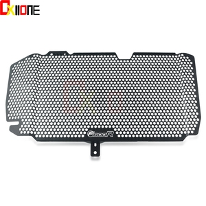 Image 2 - For BMW F800R Motorcycle Aluminum Radiator Grille Guard Cover Protector F 800R F 800 R 2015 2016 2017 2018 2019 Accessories
