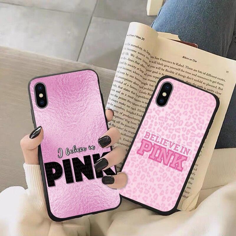 coque iphone 8 believe in yourself