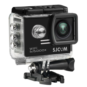 Image 5 - Gốc SJCAM SJ5000X Elite WiFi 4 K 24fps 2K30fps Gyro Thể Thao DV 2.0 LCD NTK96660 Lặn 30 m Hành Động Chống Thấm Nước máy ảnh