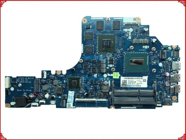 Brand New ZIVY2 LA B111P FOR Lenovo Ideapad Y70 70 Laptop Motherboard FRU:5B20H29185 SR1Q8 I7 4720HQ DDR3L GTX960M 4GB Tested