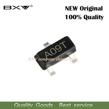 50PCS AO3400 SOT23 AO3400A SOT-23 A09T SOT SMD MOSFET new - discount item  9% OFF Active Components