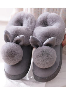 SCotton Slippers Warm...