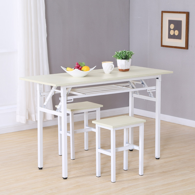 Office Desk Table Simplicity Portable Outdoor Table Folding Training Tutorial Table Small Table Dormitory Table
