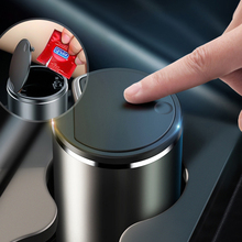 Automašīnas atkritumu urnas