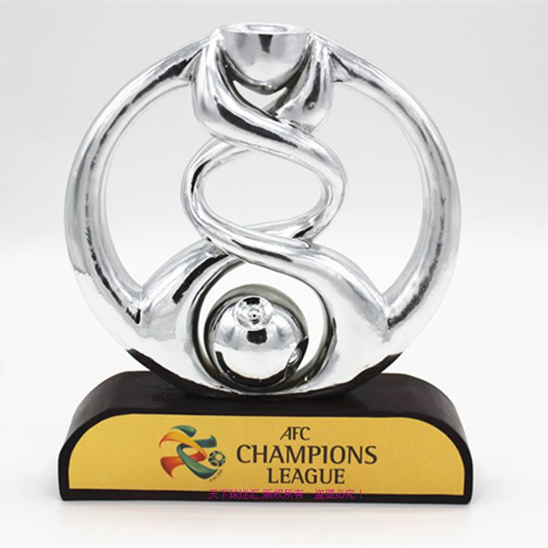 Size 28cm  AFC  Asia League Champions Trophy  Football Soccer Souvenirs Award Free Engraving  Aliexpress Shipping Very Fast