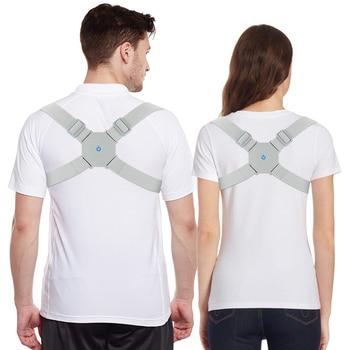 intelligent posture corrector with vibration reminder