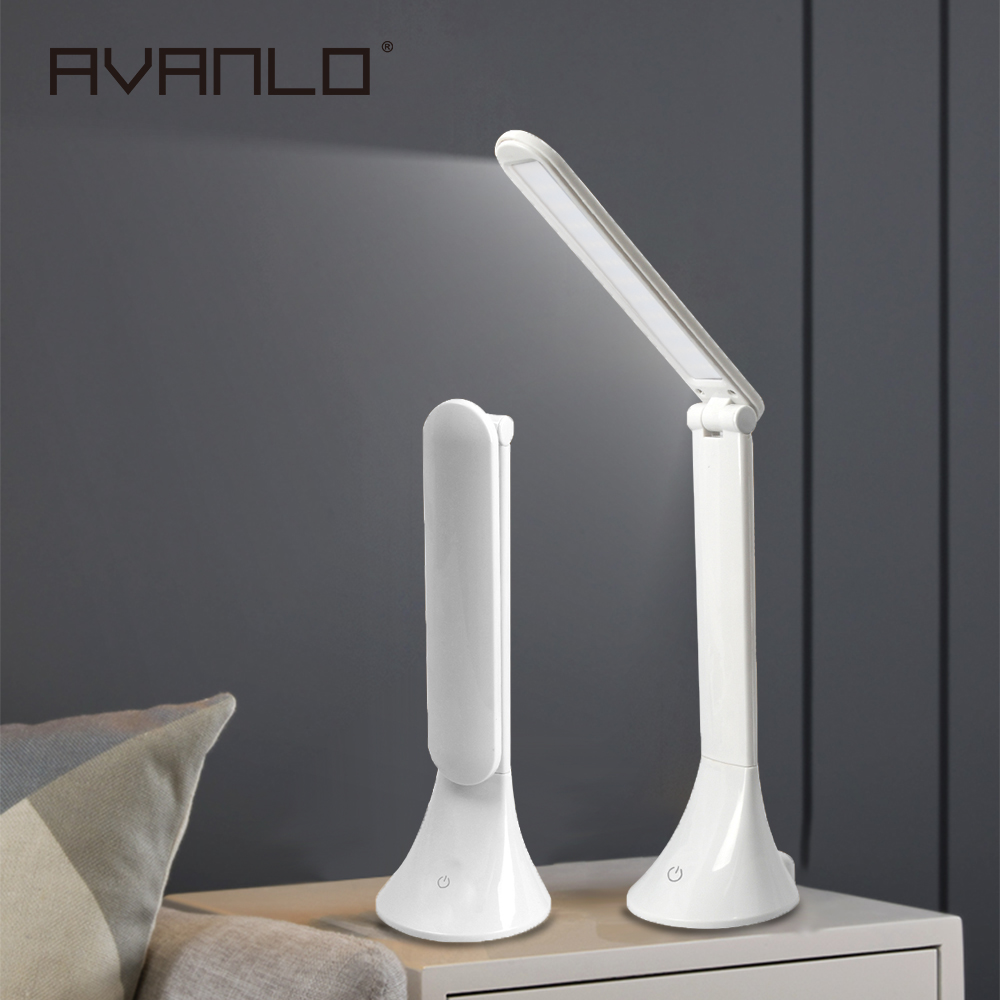 Hot Sell Table Lamp USB Desk Lamp Led Study Reading Light Bright Desktop LED Lamp For Reading And Homework Children