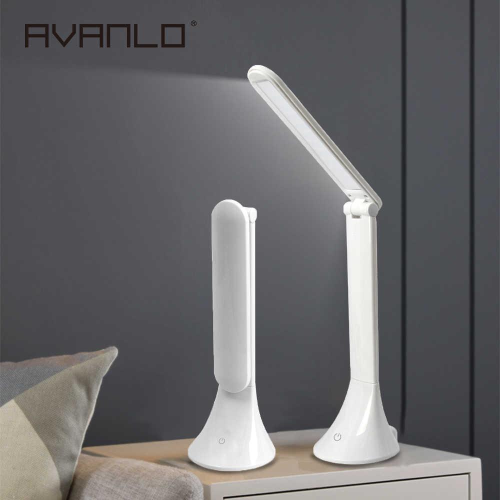 Sıcak satış masa lambası USB masa lambası Led çalışma okuma lambası parlak masaüstü okuma için LED lamba ve ödev çocuk