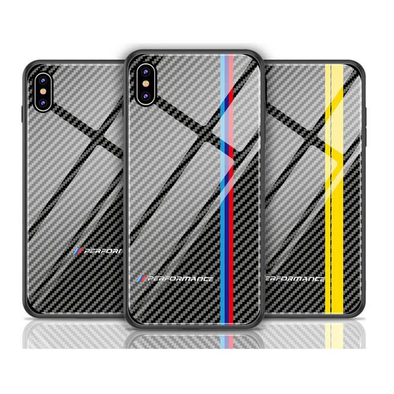 Iphone X XR XS 11pro Max 6 6S 7 8 Più di Cassa Molle Del Silicone Con La BMW M Emblem PER e46 E36 E34 F10 E90 F30 E60 F30 E53 E30 E92 E87