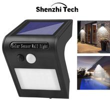 Lampa solarna ścienna LED z dzwonkiem migający płomień światło na czujnik ruchu na zewnątrz IP65 wodoodporna willa na dziedzińcu światło krajobrazu tanie tanio SHENZHITECH CN (pochodzenie) LED Solar Wall Light with Doorbell S177 Żarówki led Nowoczesne HOLIDAY LED Solar Wall Solar