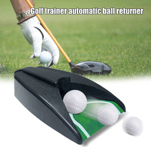Newly Golf Automatic Putting Cup Golf Ball Return Portable B