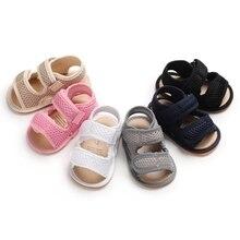 2020 Summer Infant Toddler Shoes Girls Boys Casual Mesh Sand