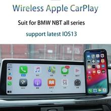 Android Auto Wireless CarPlay Multimedia linq high End Digital Audio Interface Adapter For BMW F22 F23 F45 F46 With NBT System абрамян михаил эдуардович технология linq на примерах практикум с исп ем электронного задачника programming taskbook for linq