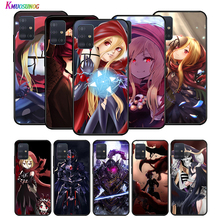 Silicone Cover Comic Evileye Overlords  for Huawei P40 P30 P20 Lite E Pro P Smart Z Plus 2019 P10 P9 Lite Phone Case cool japan jdm sports car comic phone case for huawei p40 p30 p20 p10 mate 10 20 30 lite pro p smart z plus 2019 cover shell co