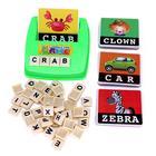Alphabet Letters Car...
