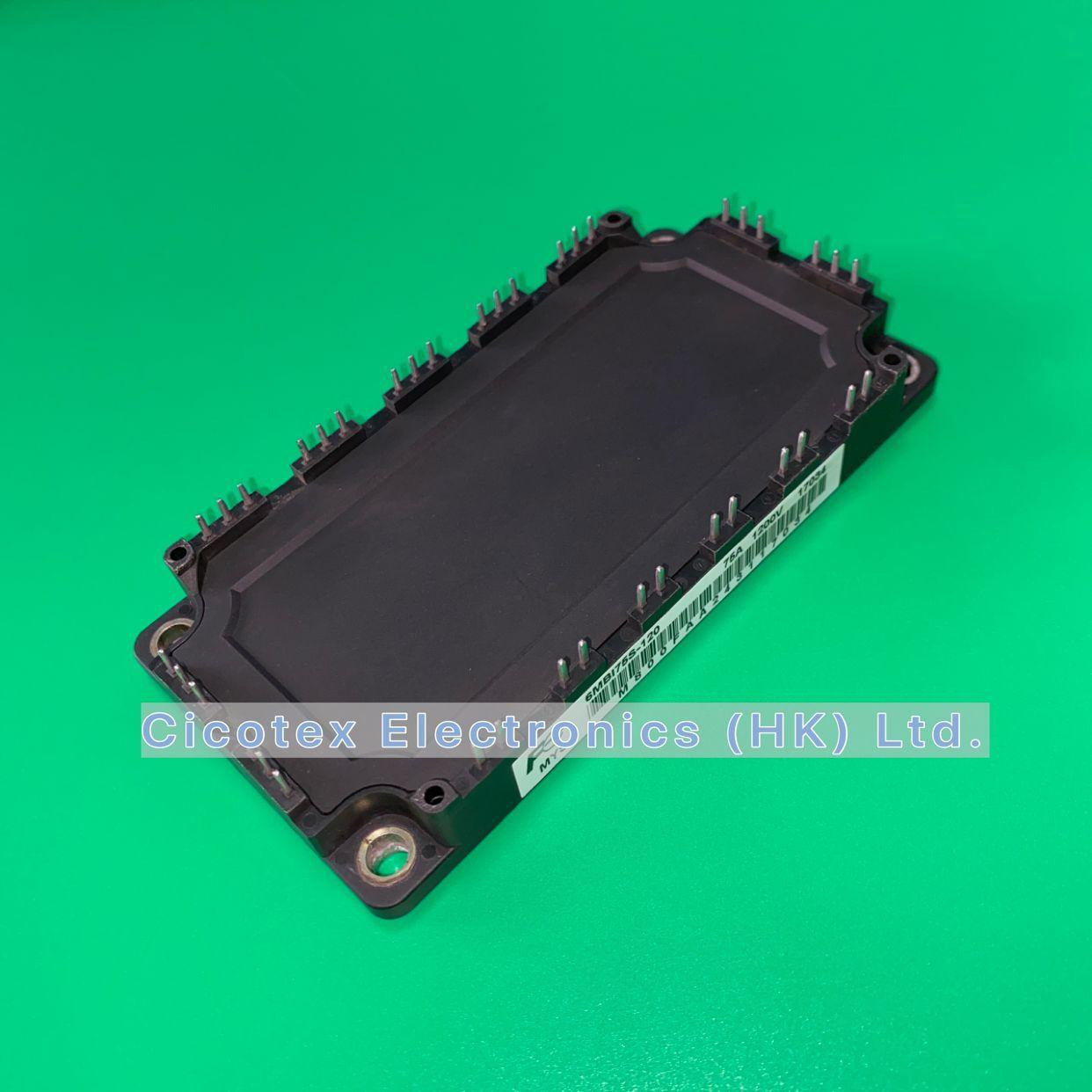 6MBI75S-120 Module 6MBI75 S-120 IGBT 1200V 75A 6MBI75S120 6MBI-75S-120 6MB175S-120