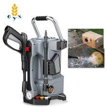 Machine à laver Ultra haute pression pour voiture, 220v, brosse haute puissance, petit pistolet à eau, nettoyage automatique, pompe à eau Portable