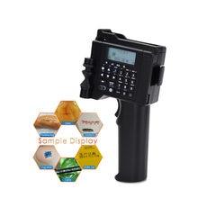 Портативный ручной струйный принтер 600dpi переменный qr штрих