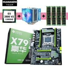 Супер игровая материнская плата huananzhi x79 с высокой скоростью