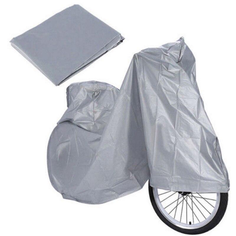Outdoor Waterproof Bicycle Riding Rain Weather Mountain Bike Cover Protection  Waterproof Anti-UV Nylon Rain Dust Protector