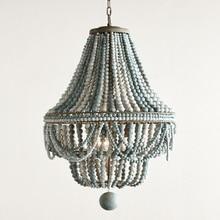 Large/wooden chandelier french/vintage/retro/nordic/wood for living room/foyer/dining room/kitchen/bedroom lighting