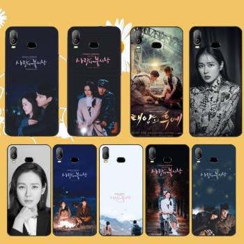 CUTEWANAN Son Ye Jin Hyun Bin Black TPU Soft Phone Case Cover For Samsung A10 A20 A30 A40 A50 A70 A71 A51 A6 A8 2018 image