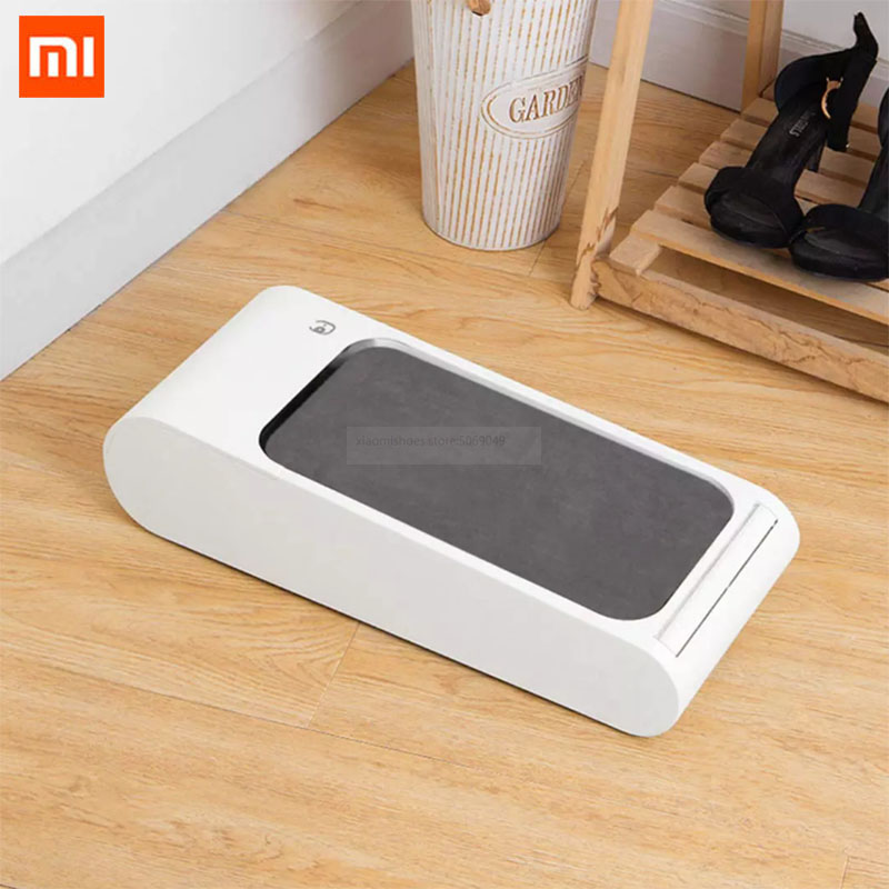 Xiaomi ARDOR Electric Automatic Shoes Cover Machine Shoe Membrane Dispenser with Film Shoe Sole Cover for Household Hotel Office|Smart Remote Control| - AliExpress