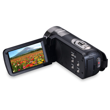 new HD-302 1080P HD 2.7 Inch TFT LCD Screen Camcorder 24MP 16X Digital Zoom Camera Anti-shake CMOS  dfdf