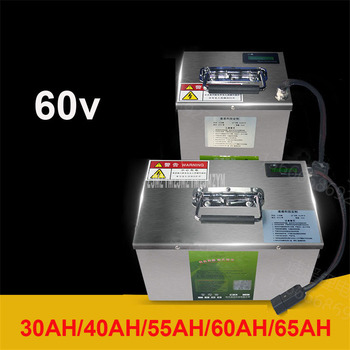 60V Lithium Battery For Two/Three/Four Wheel Electric Vehicle Electric Bike Bicycle Battery 30AH/40AH/55AH/60AH/65AH