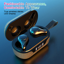 2020 New Wireless Headphones 9D Stereo Earbuds Bluetooth Earphones With Micropho