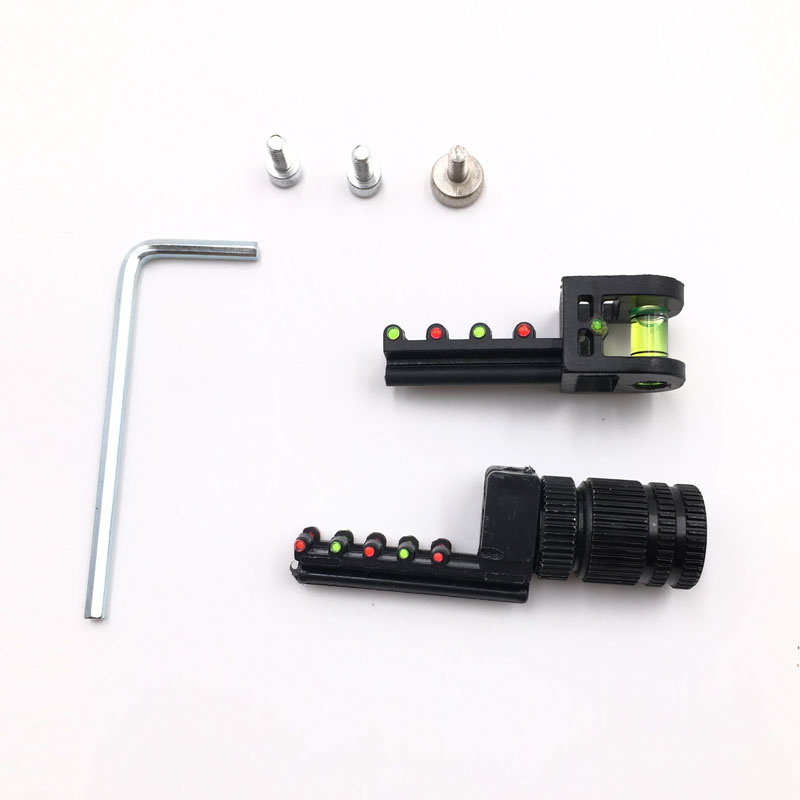Slingshot Sight Matching Picture The Sight Used By The Sling Includes Optical Fiber And LED Light