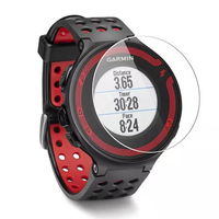 screen film HD Scratch-Resistant Tempered Film For Garmin Forerunner 235/225/220 Smart Watch Protective Film Soft Screen Protector (5)