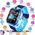 Водонепроницаемые Детские Смарт-часы, смарт-часы с функцией защиты от потери, определение местоположения LBS, Смарт-часы, Детские Смарт-часы ...