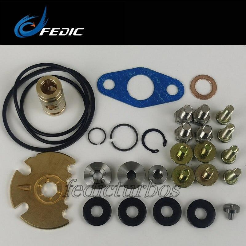 Комплект для ремонта турбокомпрессора GT15 GT17 GT18 GT20 GT22 GT25 garrett turbo, ремонтные комплекты 787556 724930 717858 757886 765155 781743