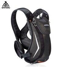 Рюкзак для бега и гидратации для мужчин, водонепроницаемый рюкзак для кемпинга 5 л, дышащий спортивный гидратор, рюкзак для велоспорта и пешего туризма
