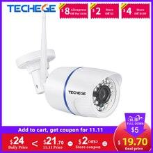 Techege 1080P Wifi IP Kamera Wireless Kamera Im Freien Audio Record Motion Detection Wasserdicht CCTV Vedio Sicherheit Überwachung