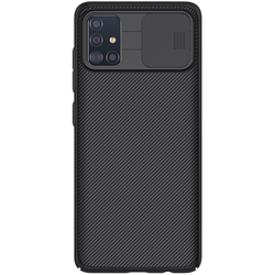 Futerał ochronny do aparatu Samsung Galaxy A51 A71 NILLKIN plastikowa osłona obiektywu do obiektywu Samsung A51